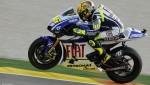 Valentino Rossi Yamaha YZR-M1 Valencia 2010