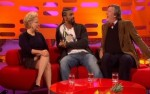 Bette Midler - Upskirt (Falling Off Chair)(Slo-mo) -The Graham Norton Show - 30/11/10