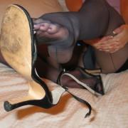足の裏が見えるセックス - 足裏フェチ(足フェチ) -