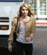 *ADDS* Emma Roberts at the Nike Store in Beverly Hills, March 15, 2011