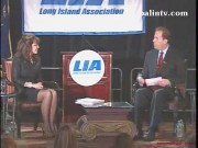 Sarah Palin---very hot legs�Nylons�Interview�17.02.2011
