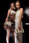 Алехандра Алонсо, фото 10. Alejandra Alonso Dolce & Gabbana S/S 2011, photo 10