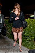 Aimee Teegarden - Arriving at LAX - June 11, 2011 - 2x HQ