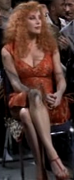 Jayne Heitmeyer  big tit redhead busty cleavage leggy ... 59 non-HD caps from 1998's SNAKE EYES (2nd pass through the story)