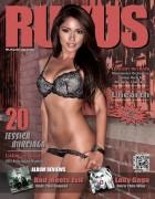 Jessica Burciaga / Raising A Rukus (Rukus Magazine / July '11) [x 2]