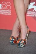 Кая Скоделарио, фото 293. Kaya Scodelario 'Wuthering Heights' Photocall at Venice Film Festival - 06.09.2011, foto 293