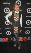 Elizabeth Olsen - Missoni for Target collection launch in New York City 07/09/'11