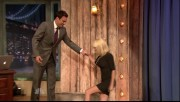 Anna Faris -  Jimmy Fallon Sept 29 2011 cute leggy