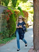 Amanda Seyfried - out and about in Hollywood 07/10/'11