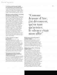 Клменс Пози, фото 138. Clmence Posy Jalouse Magazine (French) November 2011 (Tagged), foto 138