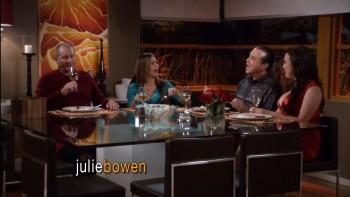 "Jennifer Tilly - ""Busting Out"" on 'Modern Family' Caps"
