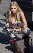 Sophie Monk candids in Los Angeles, 3 November, x11