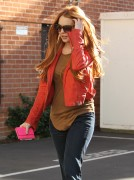 Линдси Лохан, фото 23076. Lindsay Lohan - out and about in Beverly Hills 03/08/12, foto 23076