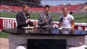 Alex Morgan pre-game interview 6/30